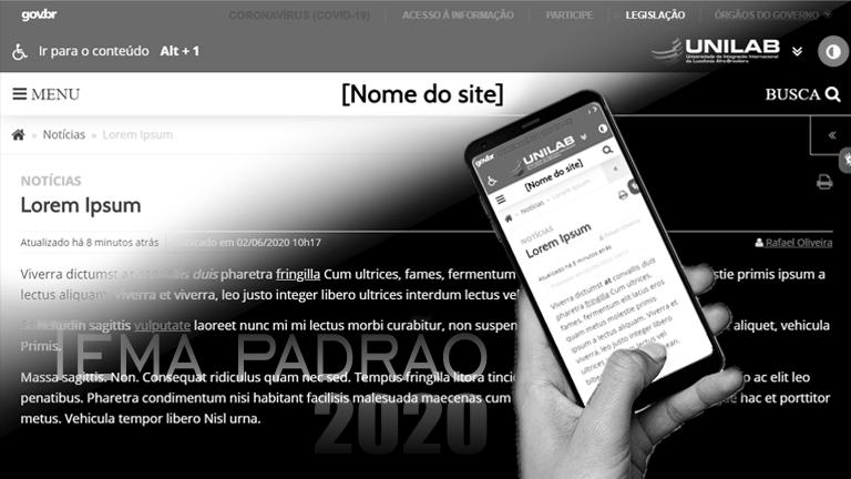 Miniatura do site